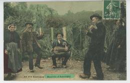 AUVERGNE - La Vie Rustique (Bourrée D'Auvergne Au Joueur De Vielle ) - Auvergne