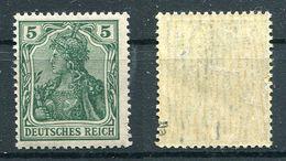 Deutsches Reich Michel-Nr. 85IIa Ungebraucht - Geprüft - Deutschland