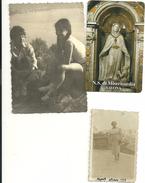 SAVONA-- COLMEGNA -- NAPOLI  3 PEZZI-- - Cartoline
