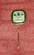 ADIDAS GERMANY DEUTSCHLAND, ORIGINAL VINTAGE PIN BADGE - Merken
