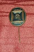 IVAN MEŠTROVIĆ, ART, SCULPTOR, CROATIA, USA- ORIGINAL VINTAGE PIN BADGE - Badges