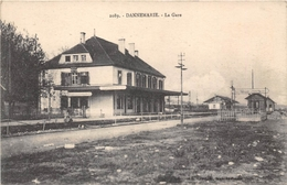 68-DANNEMARIE- LA GARE - Dannemarie