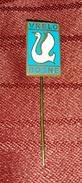 SPRING OF THE BOSNA RIVER, VRELO BOSNE- ORIGINAL VINTAGE ENAMEL PIN BADGE - Badges