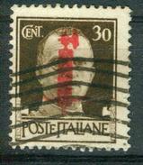 BM Italien 1944 - MiNr 643 - Used - Serie Imperiale Mit Aufdruck - 4. 1944-45 Sozialrepublik