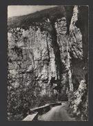DF / 38 ISÈRE / COGNIN-LES-GORGES / ENTRÉE DES GORGES AU MOULIN DE MALLEVAL / CIRCULÉE EN 1959 - Francia
