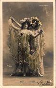 SELVA - LARIDAN - Folies Marigny - Artisti