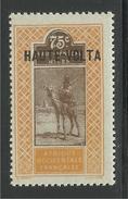 HAUTE VOLTA 1920 YT 14** - Obervolta (1920-1932)