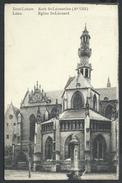 +++ CPA - LEAU - ZOUTLEEUW - Eglise St Leonard - Kerk St Leonardus  // - Zoutleeuw
