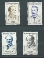 France  -  Yvert N°1142 / 1145  , 4 Valeurs **  -  Ah21303 - France
