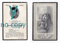 Sarrebourg, Mémento D'André HENRY, 16/10/1963, 33 Ans, Souvenir Mortuaire - Images Religieuses