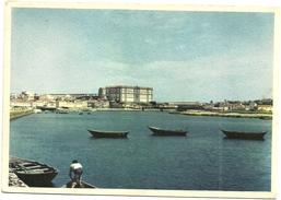 VILA  DO  CONDE   VISTA  PARCIAL    JUNTO  A  FOZ   DO   AVE - Porto