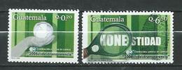 Guatemala 2007 In 2006, The Year Of Transparency.MNH - Guatemala