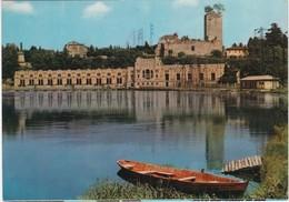 Cartolina - Postcard - Trezzo  S. Adda  Diga - Milano - Milano (Milan)