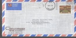 AFRIQUE DU SUD  Lettre Parlement - Afrique Du Sud (1961-...)