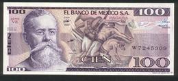 Mexiko - Mexico 1982, 100 Pesos - Erhaltung I - Serie VE - W7245309 - Mexiko