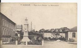 Auboue  Place De Laz Mairie - Francia