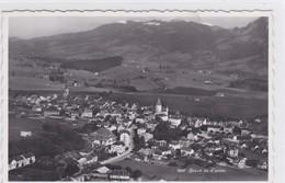 Bulle Vu D'avion, Années 40 - FR Fribourg