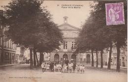 29 - CARHAIX - Place De La Mairie - Carhaix-Plouguer