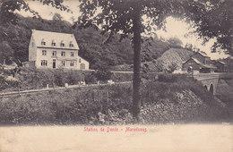 Maredsous - Station De Denée (gare, 1910) - Anhée
