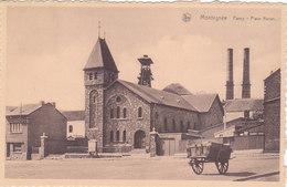 Montegnée - Pansy - Place Renan (charbonnage) - Saint-Nicolas