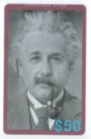 Hong Kong  2003 Famous People Albert Einstein