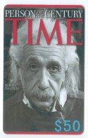 Hong Kong  2003 Famous People Albert Einstein, Time Magazine