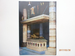 Postcard Tomb Of The Black Prince Canterbury Cathedral By Elgate Postcards My Ref B2825 - Canterbury