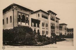 CPA-1930--MAROC-RABAT-HOPITAL MARIE FEUILLET-Le PAVILLON Des BLESSES-TBE - Rabat