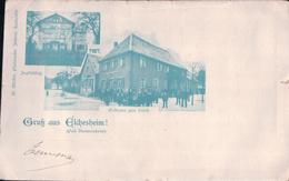 Gruss Aus Elchesheim (1909) - Allemagne