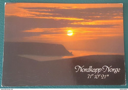 NORDKAPP - NORWAY - NORGE Vg - Norvegia