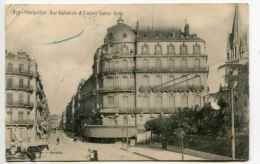 MONTPELLIER (34) - Rue Nationale Et Clocher Sainte-Anne - Montpellier
