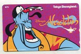 TK12739 JAPAN - 110-153523 Disney - Aladdin - Disney