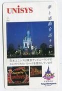 TK12741 JAPAN - 110-139289 Disney - Tokyo Disneyland - Disney