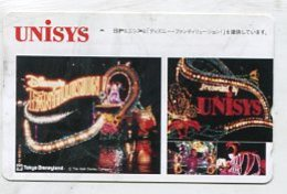 TK12743 JAPAN - 110-169871 Disney - Tokyo Disneyland - Disney