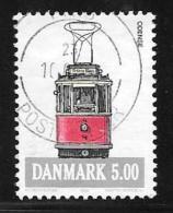 Denmark, Scott # 1008 Used Tram, 1994 - Danemark