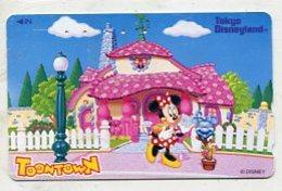 TK12791 JAPAN - 110-175864 Disney - Minnie Mouse - Disney
