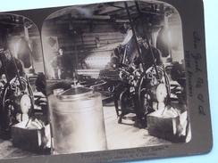 "Printing The DAWSON DAILY NEWS "" Stereo Photo R.Y. YOUNG "" ( Voir Photo Pour Detail ) !! - Photos Stéréoscopiques"