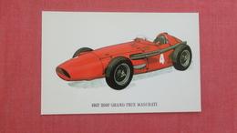 1957 250 F Grand Prix Maserati  Ref 2535 - Passenger Cars