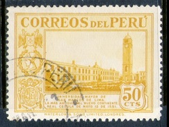 PERÚ-Yv. 340-PER-8050 - Peru