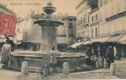 G89 - 38 - BOURGOIN - Isère - Place D'Armes - Bourgoin
