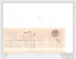 75 - 6525 PARIS 1922 Laines Cotons Canevas FILATURES Et  TEINTURERIES DE SAINT EPIN Succ POIRET FRERES 40 - 42 St Deni - Cambiali