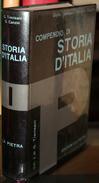 LIBRO -COMPENDIO DI STORIA D'ITALIA -VOLUME 1 DI G. TREVISANI -EDIZIONI LA PIETRA - Libri, Riviste, Fumetti
