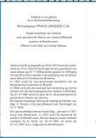 Bp   Mgr.   Janssen   Boschkapelle    Celiana   Jimma - Eth.    Broekhuizen   Venlo - Devotion Images