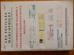 """Livre """" Les Empreintes De Machines à Affranchir"""" Depuis 1999 (édition 2004) - France"""