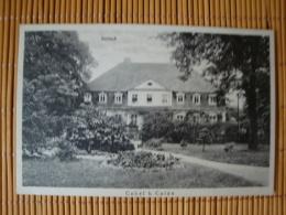 Cabel B. Calau, Schloß, Ungelaufen - Calau