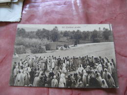 Edi Lehnert Et Landrock Tunis Conteur Arabe - Tunesien