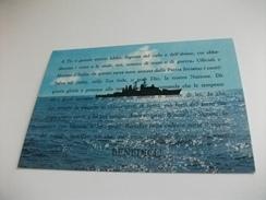 Nave Ship GUERRA CON PREGHIERA BENEDICI - Warships