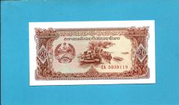 LAOS - 20 KIP - ND ( 1979 ) - Pick 28 - UNC. - Serie  EA - BANK OF THE LAO PDR - 2 Scans - Laos