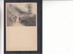Japon - Carte Postale - Route De Yumoto à Nikko - Chasseurs -  Fusils - Altri