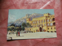 Monaco Illustrateur Robaudy Palais Prince - Autres